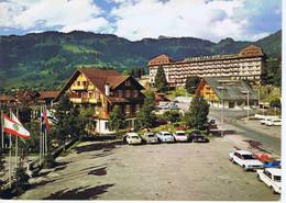 SUISSE - VILLARS - Hôtel De La Prairie Et Villars Palace - VD Vaud