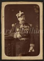 Cabinet Card / Photo De Cabinet / Generaal (?) / Medailles / Militarie / Général (?) / Photographe / Walery / Paris - Guerra, Militari