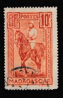 MADAGASCAR YT 187 Oblitéré - Gebraucht