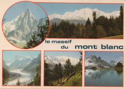 Mont Blanc : Multi-vues (Ecrite) - Chamonix-Mont-Blanc