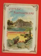 Image: Le Chateau De Fontainebleau. La Roche Qui Tremble. - Storia