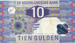 Pays Bas 10 Gulden (non Daté) - 10 Florín Holandés (gulden)