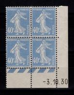 Coin Daté - YV 237 N** Semeuse Du 3.10.30 - ....-1929