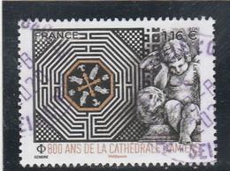 FRANCE 2020 - 800 ANS DE LA CATHEDRALE D AMIENS  OBLITERE A DATE - Gebruikt