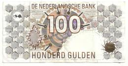 Pays Bas 100 Gulden 9 Januari 1992 - 100 Florín Holandés (gulden)