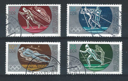 AAA-/-162.- YVERT - SERIE COMPLETE - N° 2478/81, Obl. Cote 3.00 €, IMAGE DU VERSO SUR DEMANDE - Used Stamps
