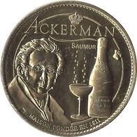 2019 AB121 - SAUMUR - Ackerman 2 / ARTHUS BERTRAND 2019 - 2019