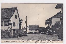 Volketswil - Dorfstrasse - 1908      (01011) - ZH Zurich