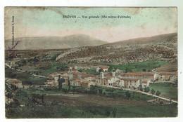 BROVES - ( Près De Seillans, Canjuers ) Vue Générale - Circulée 1911 ( - Sonstige Gemeinden