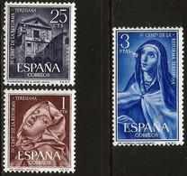 España. Spain. 1962. Reforma Teresiana - 1961-70 Ungebraucht