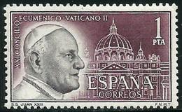 España. Spain. 1962. Concilio Ecumenico Vaticano II. Papa Juan XXIII - 1961-70 Ungebraucht