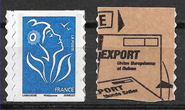 FRANCE 4127 Adhésifs 147 Neuf ** Marianne De Lamouche - Autoadesivi