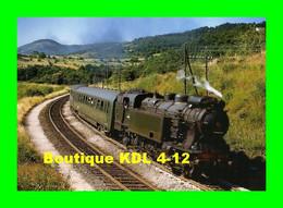 ART 076 - Train - Loco 141 TA 475 Dans La Rampe De ROYAT à DURTOL-NOHANENT - Puy De Dôme - SNCF - Trains