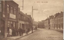 -- 59 -- HEM - Rue De Lille - Andere Gemeenten