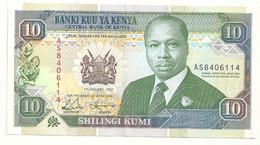 Kenya 10 Shilingi Kumi 1992  Superbe - Kenia