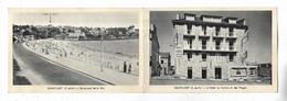 22 - Carte Commerciale De SAINT-CAST Double Vues - Hôtel Du Centre Et Des Plages - Boulevard De La Mer - Saint-Cast-le-Guildo