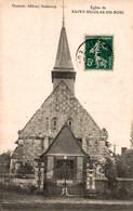 27 Saint NICOLAS DU BOSC Eglise - Aubevoye
