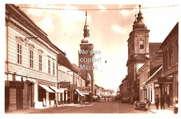Trnava - Stefanikova Ulica1940 Mit Zensurstempel - Eslovaquia