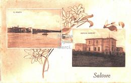 Salvore - Istrien - Il Porto - Ospizio Marino - 1925 - Kroatien