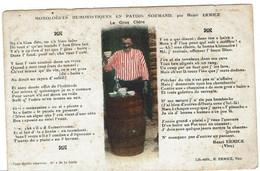 G - Monologues Patois Normand Par H Ermice -  Le Gros Cidre - - Sin Clasificación