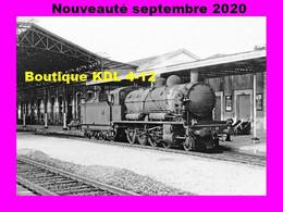AL 648 - Loco Vapeur 140 C 22 En Gare De VESOUL - Haute-Saône - SNCF - Equipo
