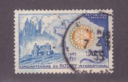 TIMBRE FRANCE N° 1009 OBLITERE - Usados