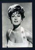 Cartolina Cinema - Silvana Pampanini - Actors