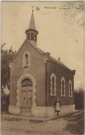 Mendonk.   -    De Kapel Van S.  Bavo.   -   1923   Naar   Gent - Gent