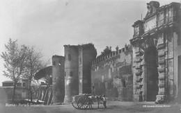 ROMA - PORTA S. GIOVANNI ~ A VINTAGE POSTCARD #25128 - Andere Monumente & Gebäude