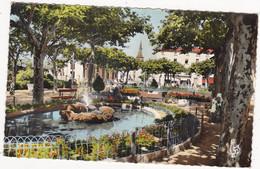 Drôme : ROMANS Sur ISERE : Le Jardin : ( C.p.s.m. - Photo Vérit; ) - Romans Sur Isere