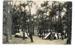 CPSM 17 ILE D OLERON CAMPING A SAINT DENIS - Ile D'Oléron