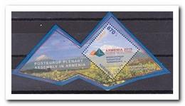 Armenië 2016, Postfris MNH, Posteurop Plenary Assembly In Armenia - Armenia