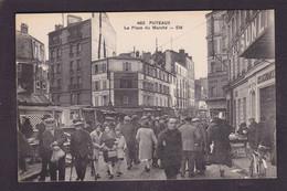 CPA Hauts De Seine 92 Puteaux Marché Market Non Circulé - Puteaux