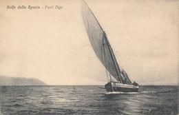 LA SPEZIA- GOLFO DELLA SPEZIA FUORI DIGA - La Spezia