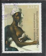 FRANCE 2020 MARIE GUILLEMINE BENOIST OBLITERE  YT 5379 - Gebruikt