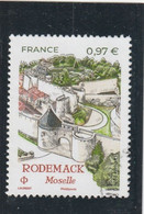 FRANCE 2020 RODEMACK OBLITERE  YT 5407 (note) - Used Stamps