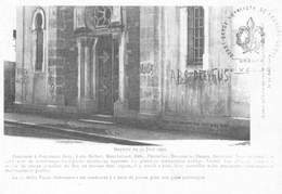 """VESOUL (Hte-Saône) - 4 CPM """" Histoire De L'AF Vesoul """". N° 2, 5, 6, 8. TB état. 4 Scan. - Vesoul"""