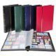 Album Vide Noir Y&T 160 X 210 - 6 Bandes - 16 Pages - Formato Grande, Fondo Negro