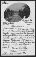 CHESIERES - Construction Du Pont - Rare - VD Vaud