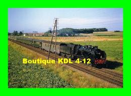ART 079 - Train - Loco 231 E Vers RANG DU FLIERS-VERTON - Pas De Calais - SNCF - Otros Municipios