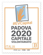 Italia Repubblica 2020 Padova 2020 Patrimonio 1,10 MNH** Integro - 2011-...: Ungebraucht