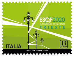 Italia Repubblica 2020 ESOF 1,15 Tariffa B1 MNH** Integro - 2011-...: Ungebraucht