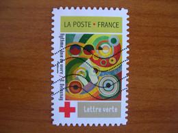 France  Obl  N° 1866 - Autoadesivi