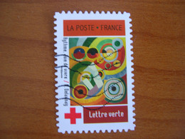 France  Obl  N° 1871 - Autoadesivi