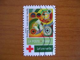 France  Obl  N° 1872 - Autoadesivi