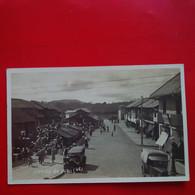 CARTE PHOTO MARCHE DE DALAT - Vietnam