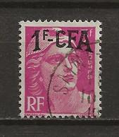 REUNION CFA: Obl., N° YT 289, TB - Usati