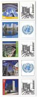 ONU - Nations Unies - Office De Vienne - Yvert 725/729** - Se Tenant - Les Nations Unies à Vienne - - Andere-Europa