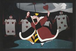 Postcard - Disney Villians - Alice In Wonderland, 1951 Film Frame -  New - Unclassified