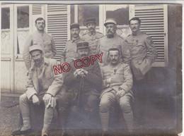 Military WW1 1914 1918 Officier Médaille Décoration Infanterie Coloniale 16 ème Régiment Beau Format - Guerra, Militares